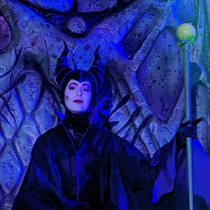 Oogie Boogie Bash Maleficent