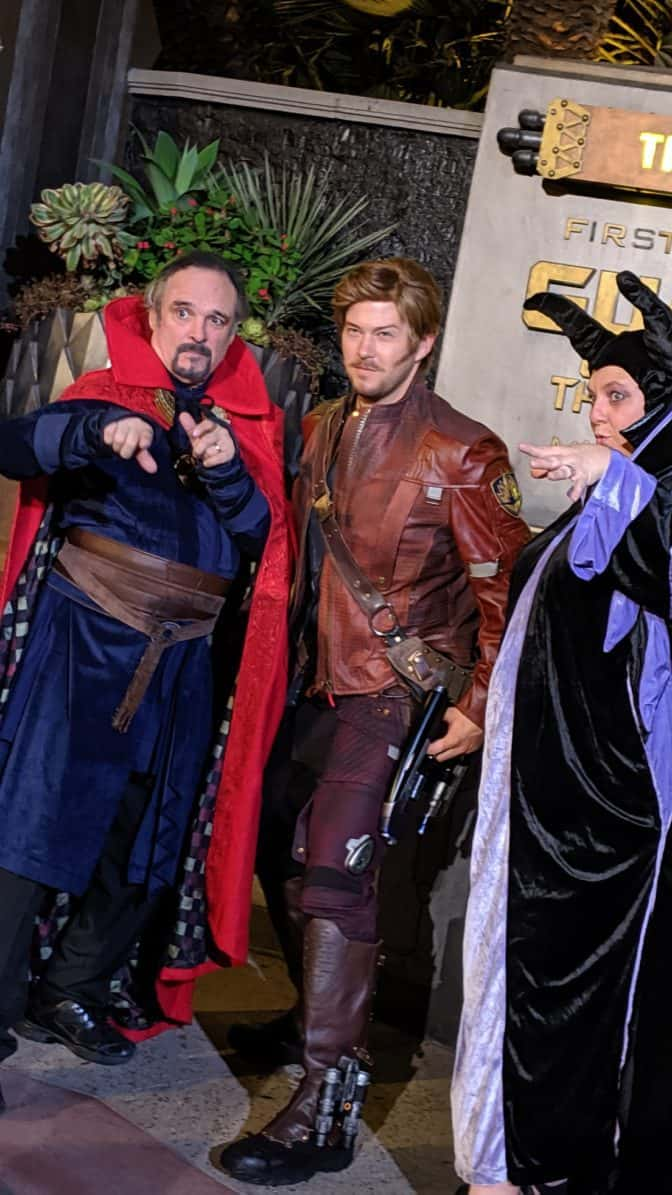 Oogie Boogie Bash Star-lord