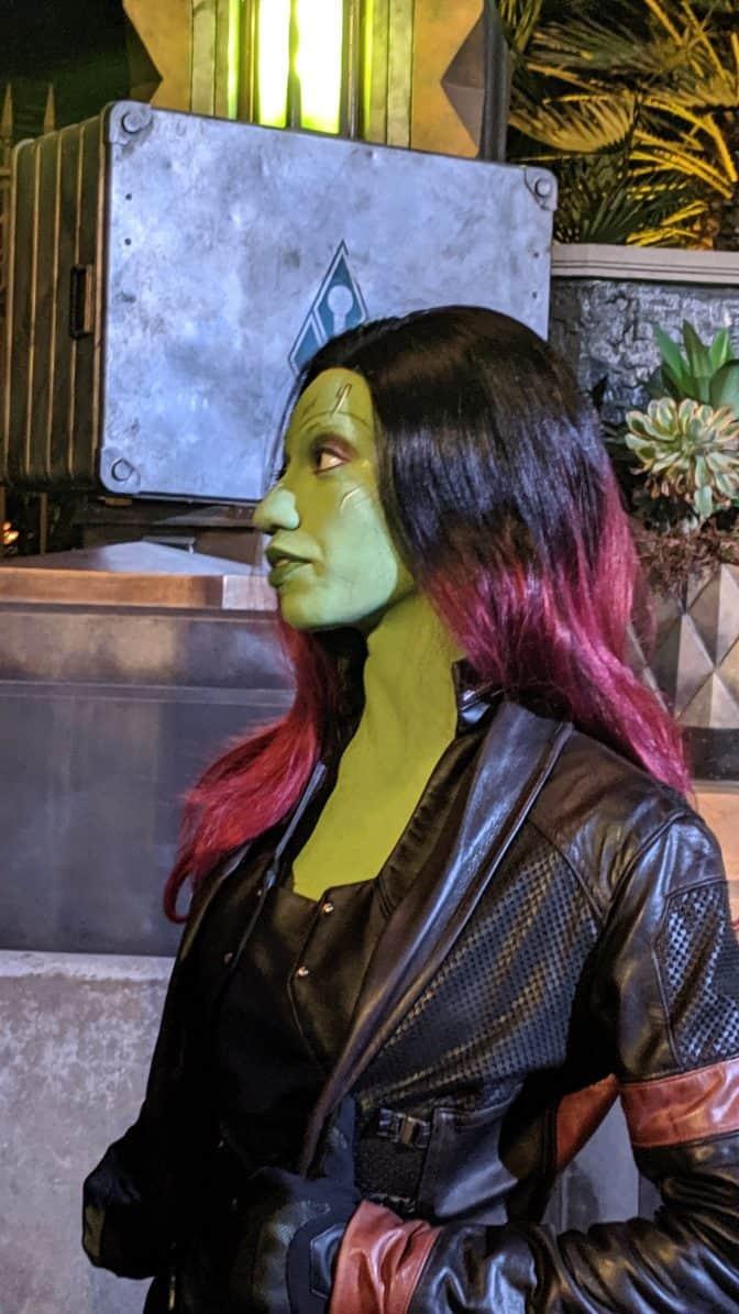 Oogie Boogie Bash Gamora
