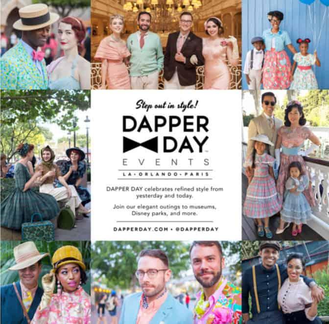 Dapper Day