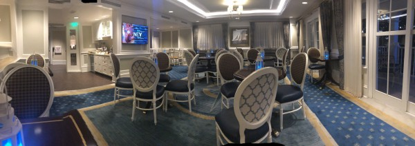yacht club lounge panorama