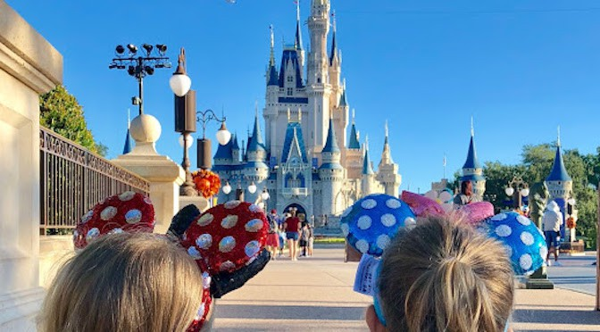 Five Reasons Why Rope Drop at Magic Kingdom is a Must