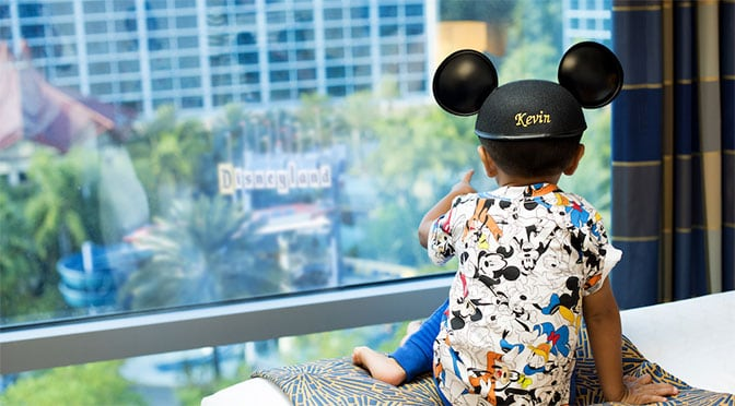 Save on a Fall trip to Disneyland