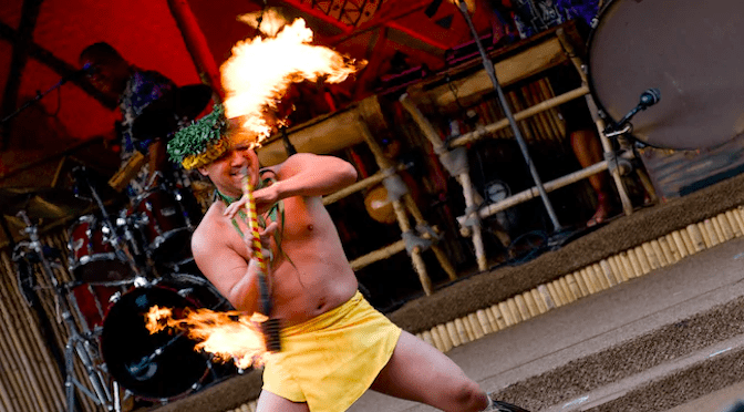 Spirit of Aloha Show whisks Guests away to a Tropical Island