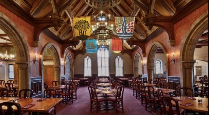 Four Reasons You'll Love Epcot's Akershus Royal Banquet Hall