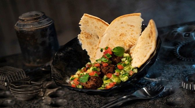Disney World and Disneyland will offer new Plant-Based Dishes!
