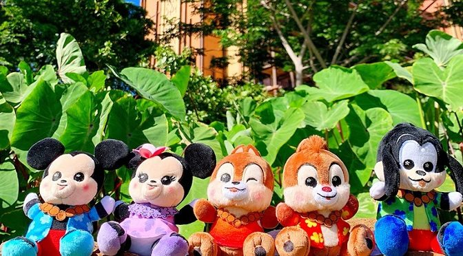 Disney Aulani Wishables Have Arrived at Aulani, A Disney Resort & Spa