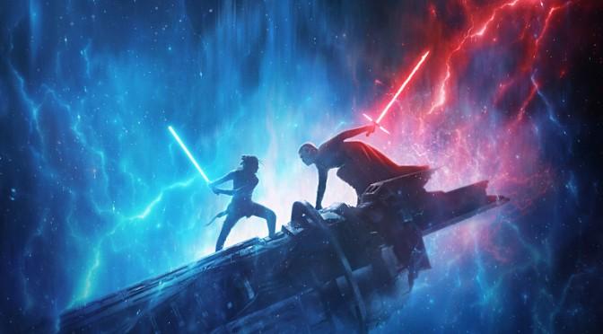 BREAKING: STAR WARS Rise of Skywalker Final Trailer