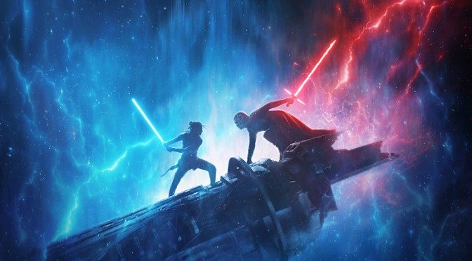 BREAKING - Star Wars: The Rise of Skywalker Final Trailer Just Released