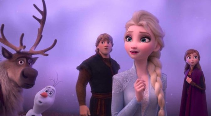 COMING SOON: Sneak Peeks of Frozen 2