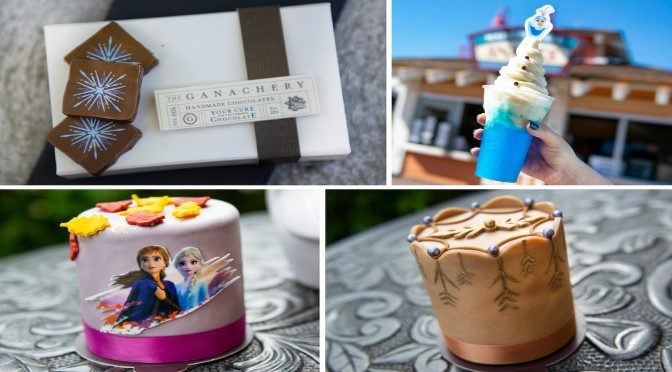 Celebrate Frozen 2 With New Dessert Offerings