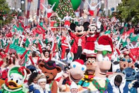 'Disney Parks Magical Christmas Day Parade' Taping Dates Released!