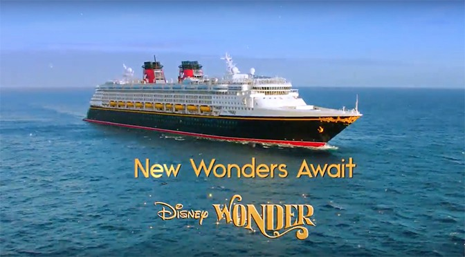 Disney Wonder's newest enhancements including Tiana's Place