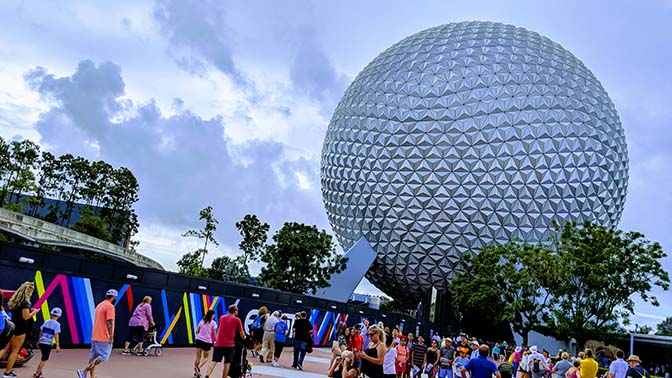"""New Dining Option: """"Eats at the Epcot Experience"""""""