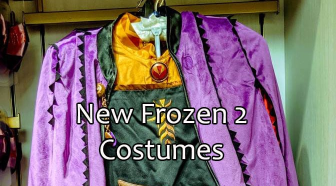 Frozen 2 Costumes receive a warm welcome in Walt Disney World