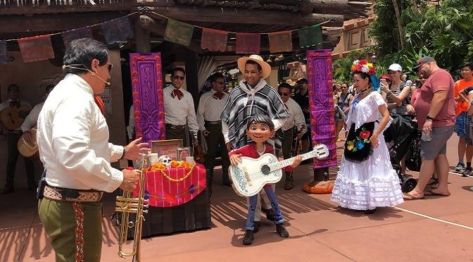 """Mariachi Cobre Presents...The Story of Coco"" Returns to the Mexican Pavilion For Dia De Los Muertos Celebration"