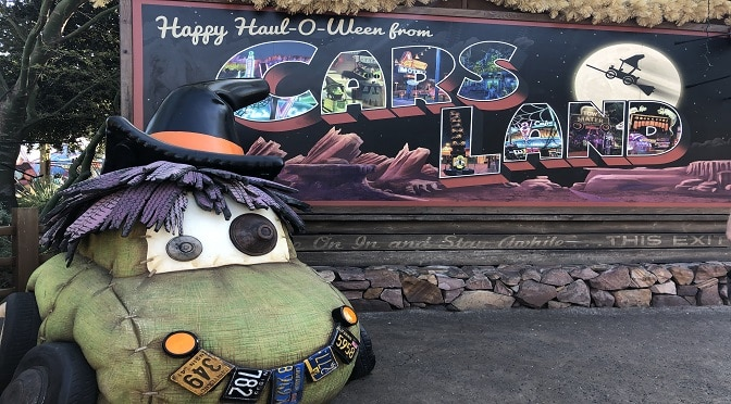 Halloween Offerings at The Disneyland Resort