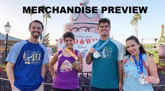 PREVIEW: Wine and Dine Half Marathon Weekend Merchandise