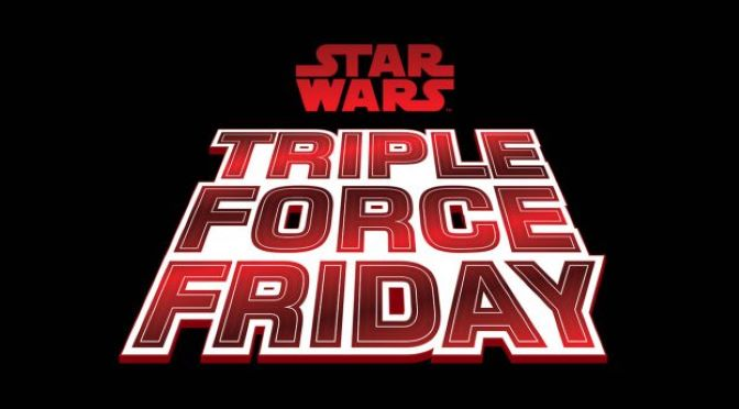 Triple Force Friday at Disney Springs