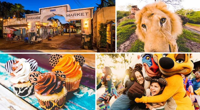 """Circle of Flavors: Harambe at Night"" Returning to Animal Kingdom"
