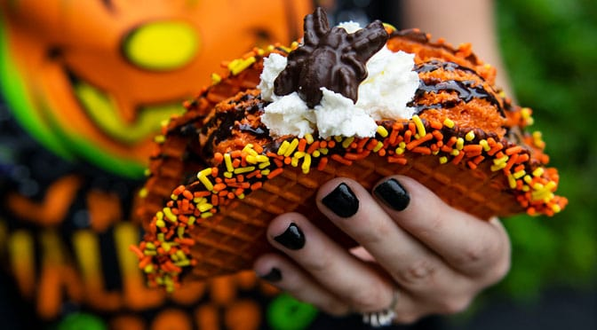 New Spooky Snacks at Disney Springs for Halloween