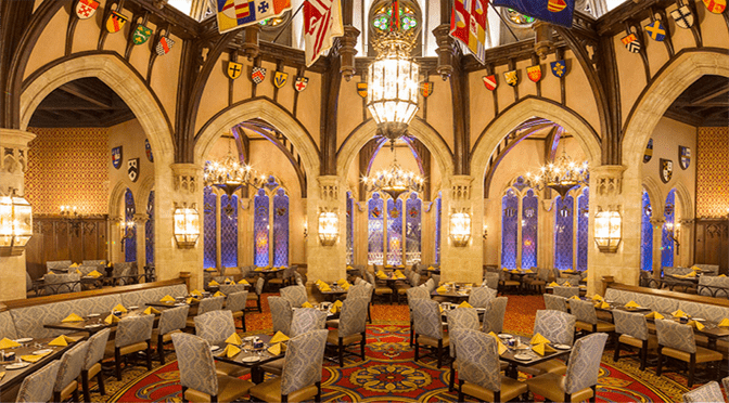 Cinderella Royal Table Breakfast Review