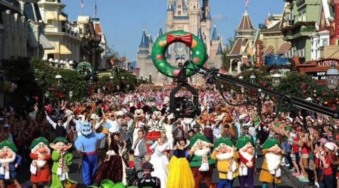 Disney Parks Magical Christmas Day Parade' Taping Dates Released!