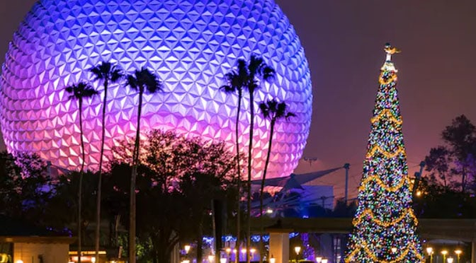 Epcot's International Festival of Holidays Food Guide for 2019