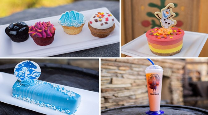 Celebrate Frozen 2 With New Treats