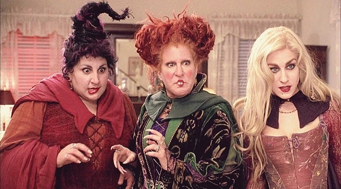 Hocus Pocus Sequel in the Works for Disney+