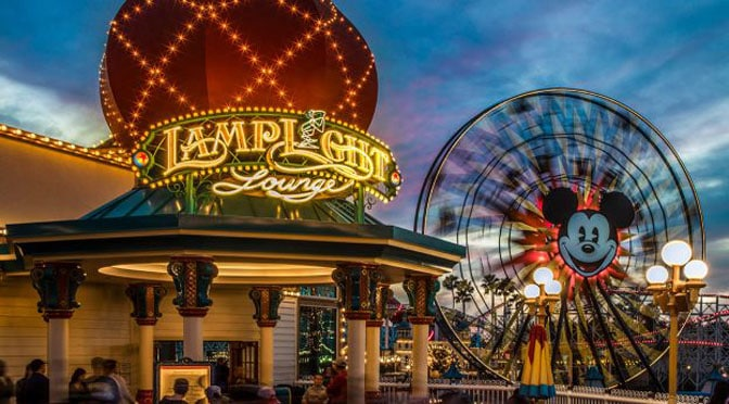 Review: Disney's California Adventure's Lamplight Lounge