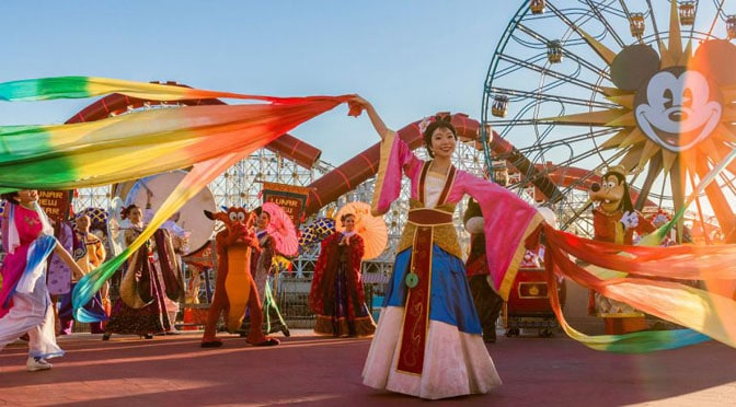 Lunar New Year and Disney California Adventure Food and Wine Festival Return to the Disneyland Resort in 2020