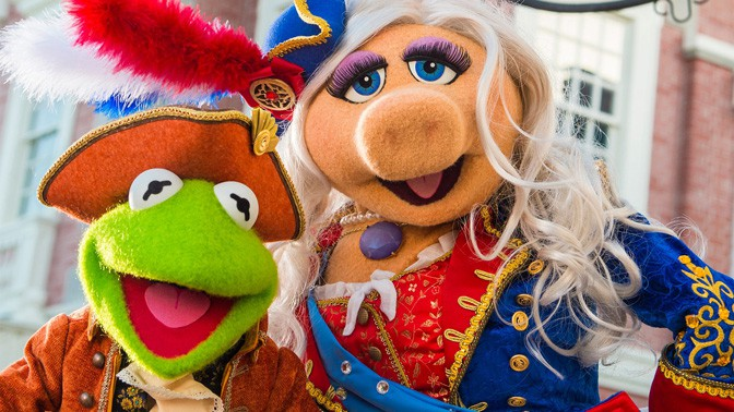 The Muppets Present...Great Moments in American History will Return for a Short Time!