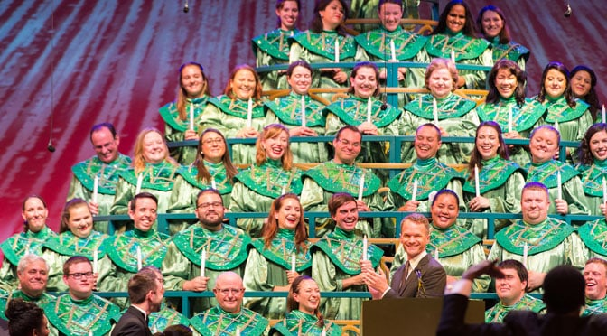 Final 2019 Candlelight Processional Celebrity Narrators Announced