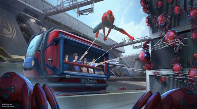 BREAKING: Marvel Avengers Campus Opening Date Announced!