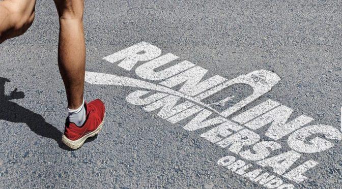 Universal Orlando Announces Running Event!