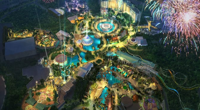 Breaking: Universal Studios Epic Universe Opening Year Announced