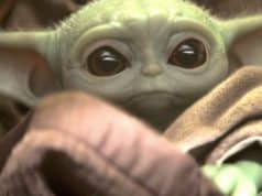 """Baby Yoda"" Spirit Jerseys and Apparel Spotted at Animal Kingdom"