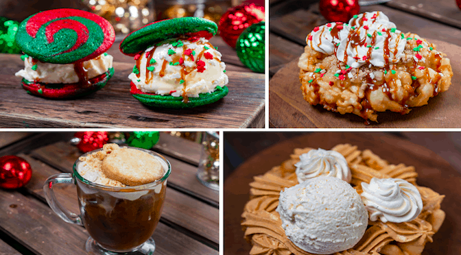 Disneyland Park Holiday Foodie Guide
