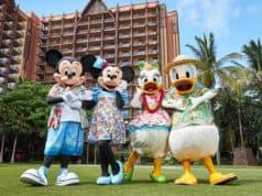 Celebrating Christmas Hawaiʻi Style, at Aulani, A Disney Resort and Spa