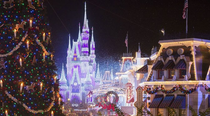 Disney Holiday Television Specials and Performers Announced