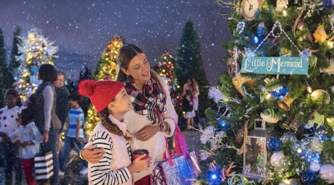Disney Springs Announces Tree Themes for 2019 Christmas Tree Trail
