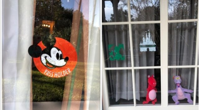 Decorating Your Resort Room Window at Value and Moderate Resorts