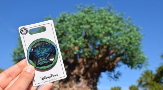 Disney's Animal Kingdom Pintroduces a New Way to Ring in 2020