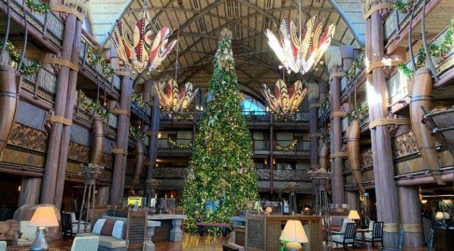 Disney World Resort Hopping Christmas Tour