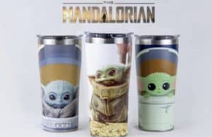 Tervis Introduces Baby Yoda Tumblers!