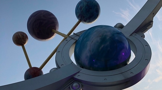 Is It Scary? Analyzing Magic Kingdom's Tomorrowland Attractions