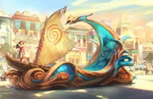 "NEW ""Magic Happens"" Parade to Premiere at Disneyland Park"