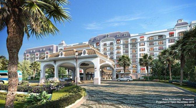 New Details Released as Disney's Royal Riviera Resort Nears Completion