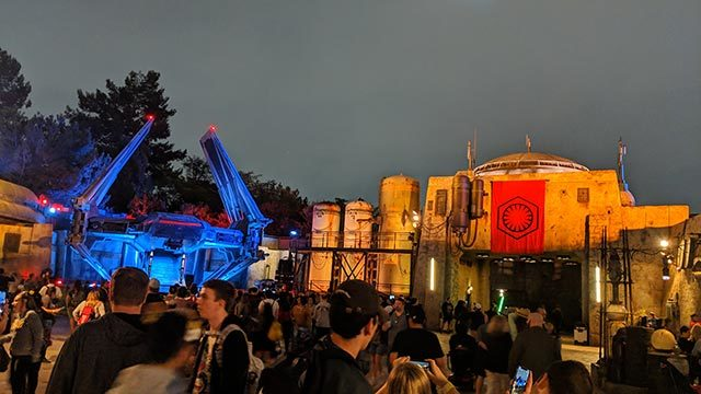 Hollywood Studio's Rise of the Resistance Experiences Several-Hour Delay Today